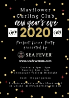 NYE 2020 Perfect Vision Party